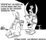 Karikatur, Cartoon: Dschihad, © Roger Schmidt