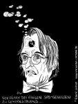 Karikatur, Cartoon: Feinstaubarzt Karl Lauterbach, © Roger Schmidt