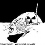 Karikatur, Cartoon: Glaubwürdigkeit der FDP, © Roger Schmidt