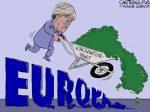 Karikatur, Cartoon: Konjunkturpaket für Lobbyisten © Roger Schmidt