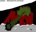 Karikatur, Cartoon: Neuwahlen, © Roger Schmidt