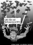 Karikatur, Cartoon: Rettungsschirm für die EU, © Roger Schmidt