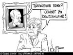 Karikatur, Cartoon: Türkischer Mokka, © Roger Schmidt