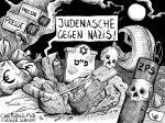 Karikatur, Cartoon: Zentrum für Politische Bildung als Grabschänder © Roger Schmidt