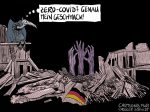 Karikatur, Cartoon: Zero-Covid-Strategie © Roger Schmidt